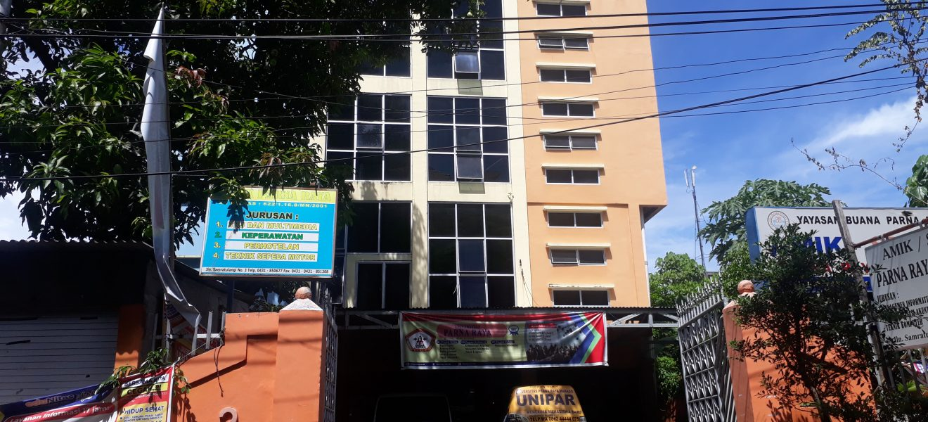 Selamat datang di UNIVERSITAS PARNARAYA MANADO